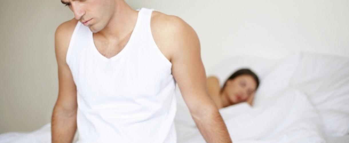 Сексуальные расстройства у мужчины