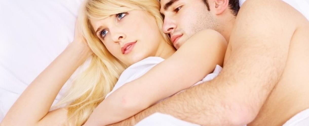 Анальный секс для лечения фригидности