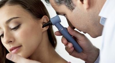 Баллонная дилатация слуховой трубы