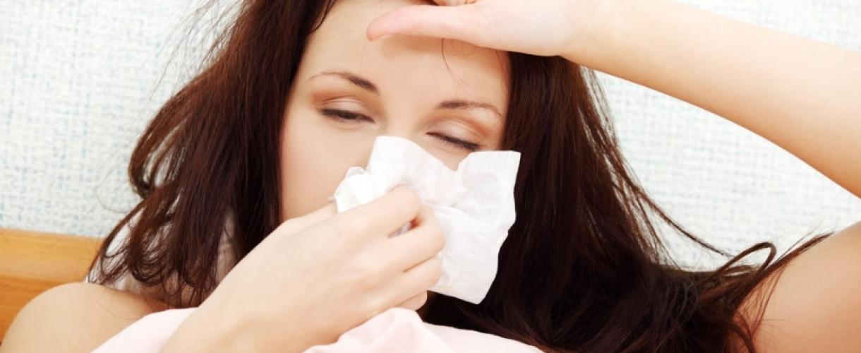 Как беременной лечить горло и кашель 742