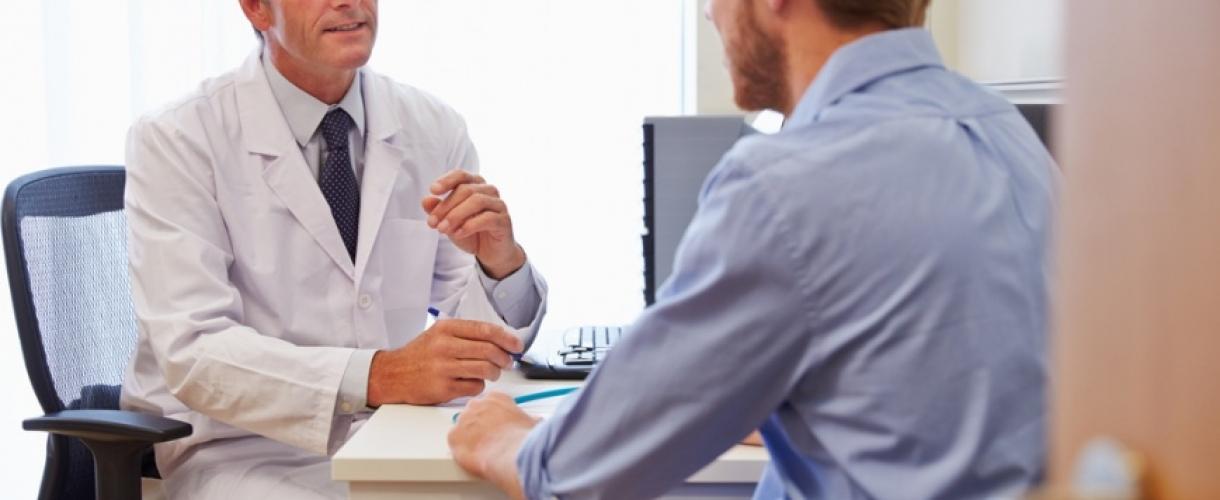 Удаление яичек у мужчин при раке предстательной железы