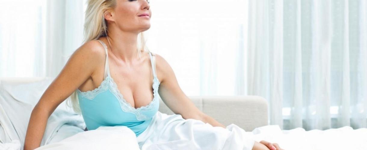 Лечение приливов при климаксе советы врачей