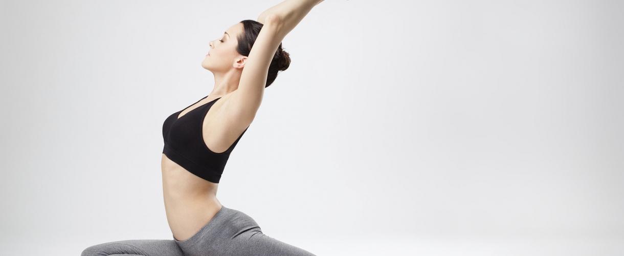 Йога при лечении поликистоза яичников: советы и рекомендации