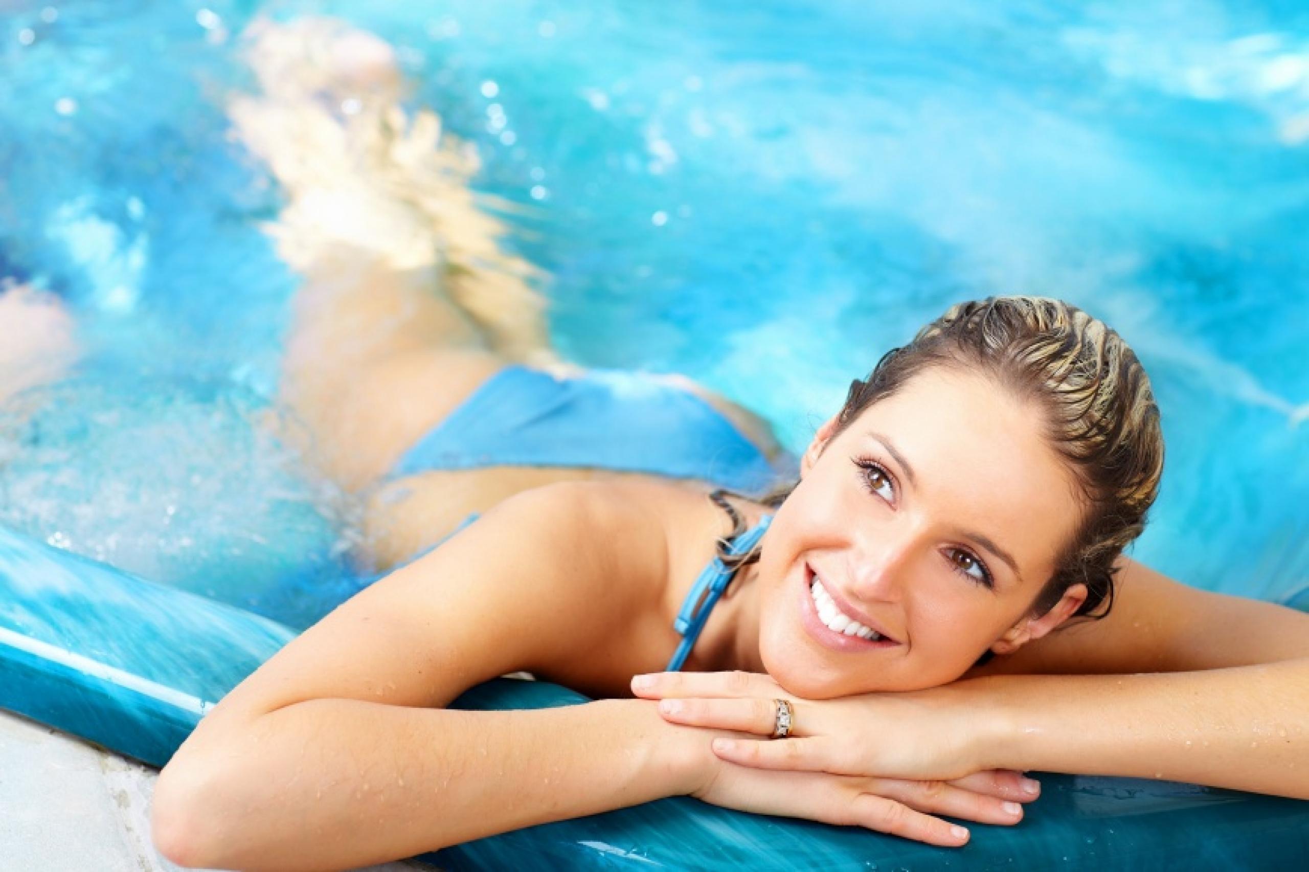 Польза плавания на секс