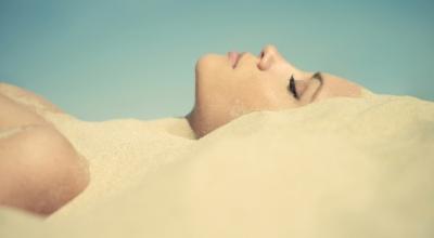 Псаммотерапия - лечение песком