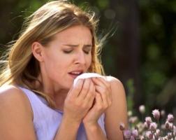 Очевидно у вам аллергия!