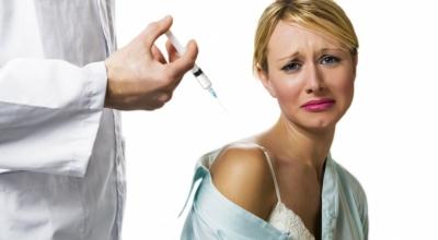 Как сделать внутримышечно укол в плечо — Все про суставы