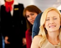 Боюсь взвиваться получи и распишись самолете: аюшки? делать?