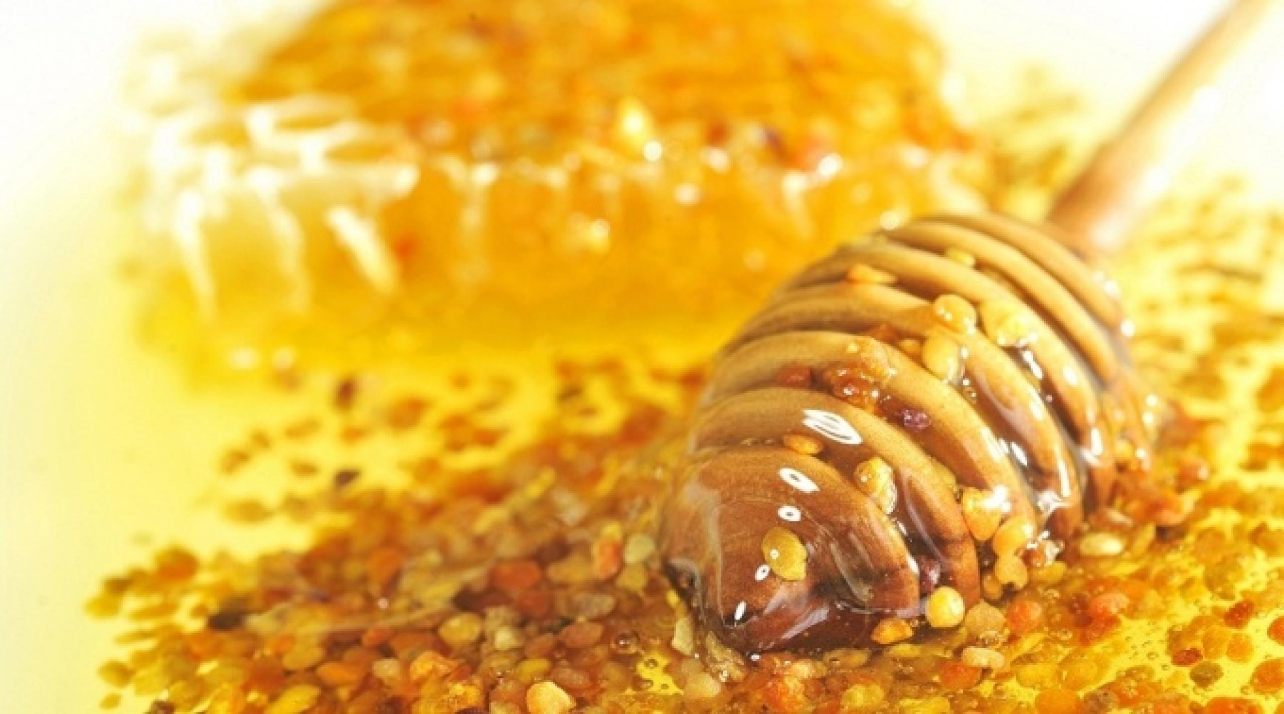 Лечебные свойства меда влияют в мужскую силу