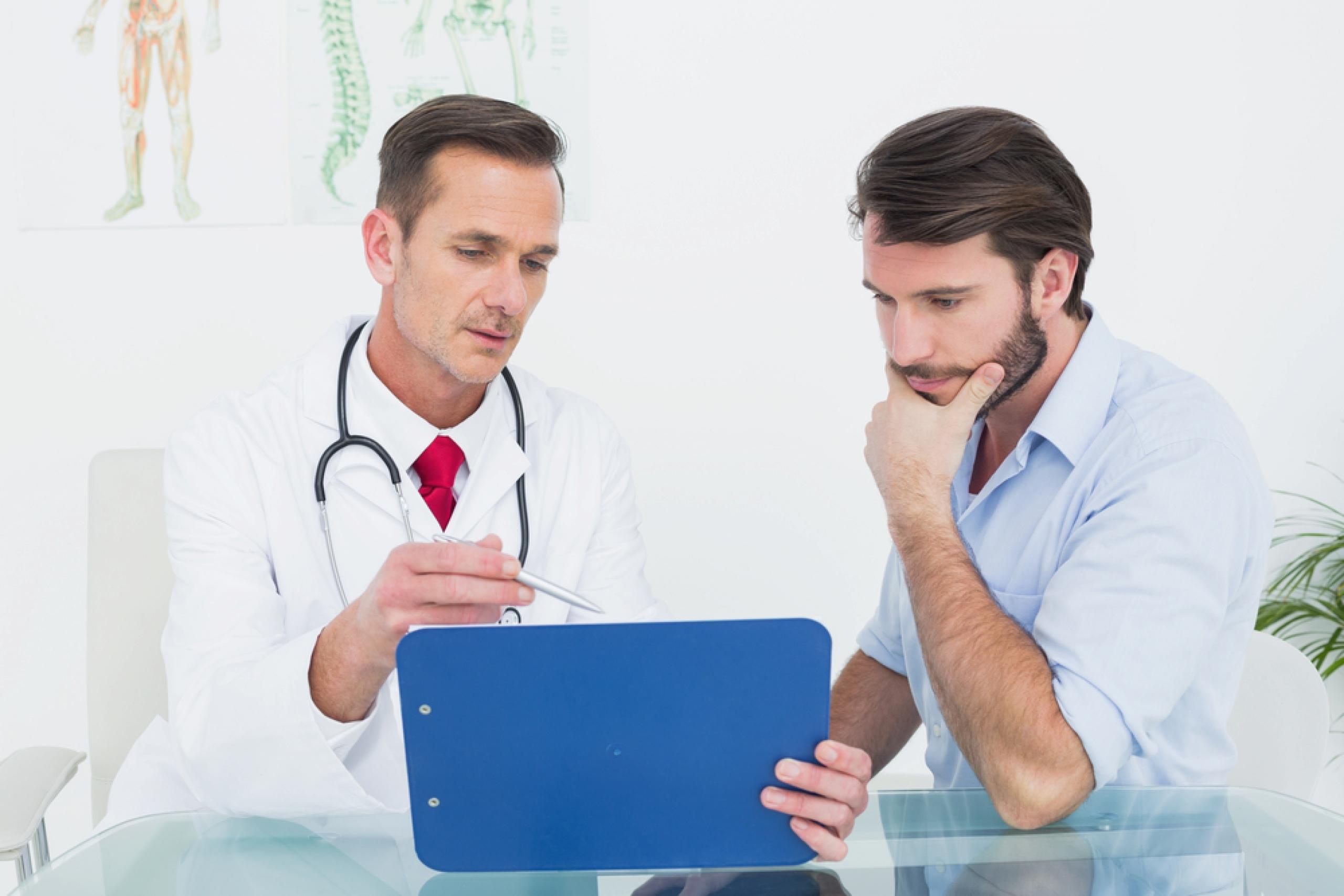 Диагностирование и лечение