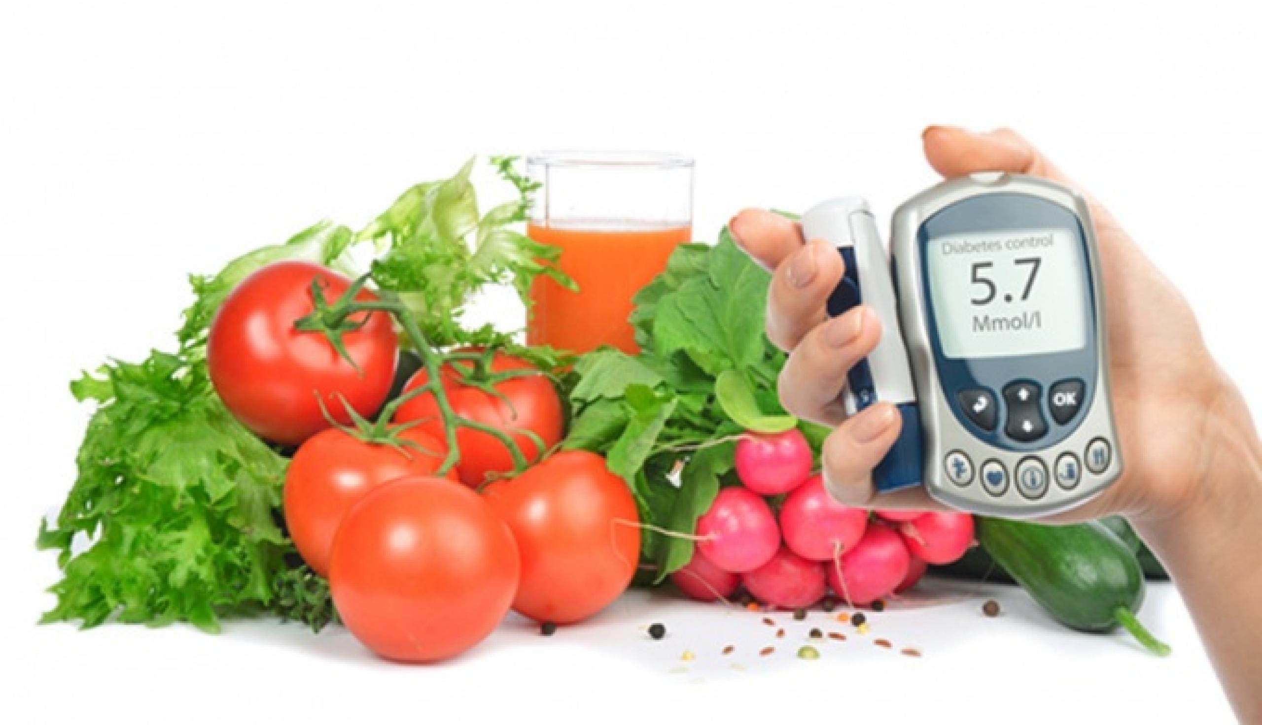 Диета питание при сахарном диабете