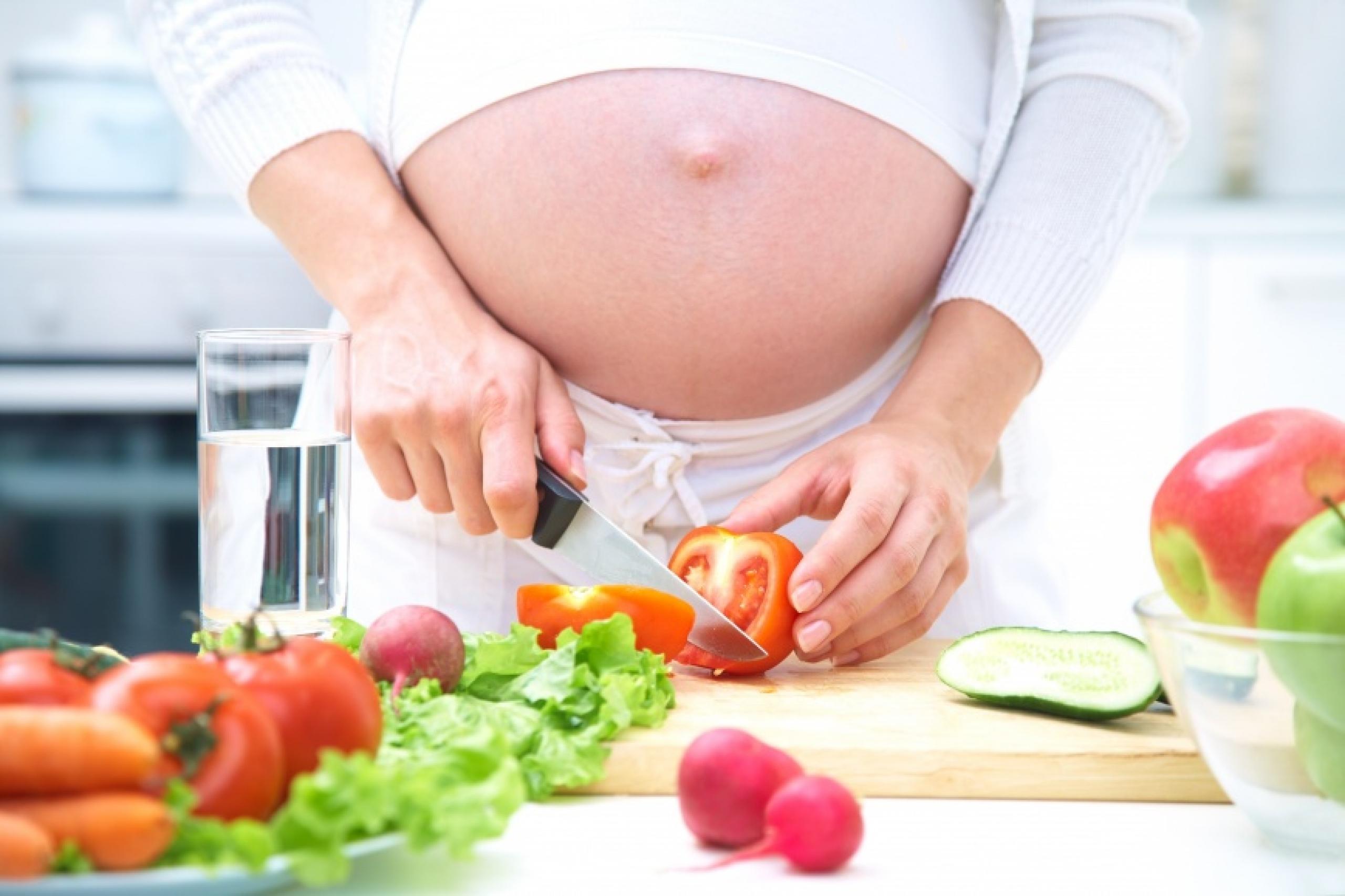 Как правильно питаться во время беременности чтобы не поправиться