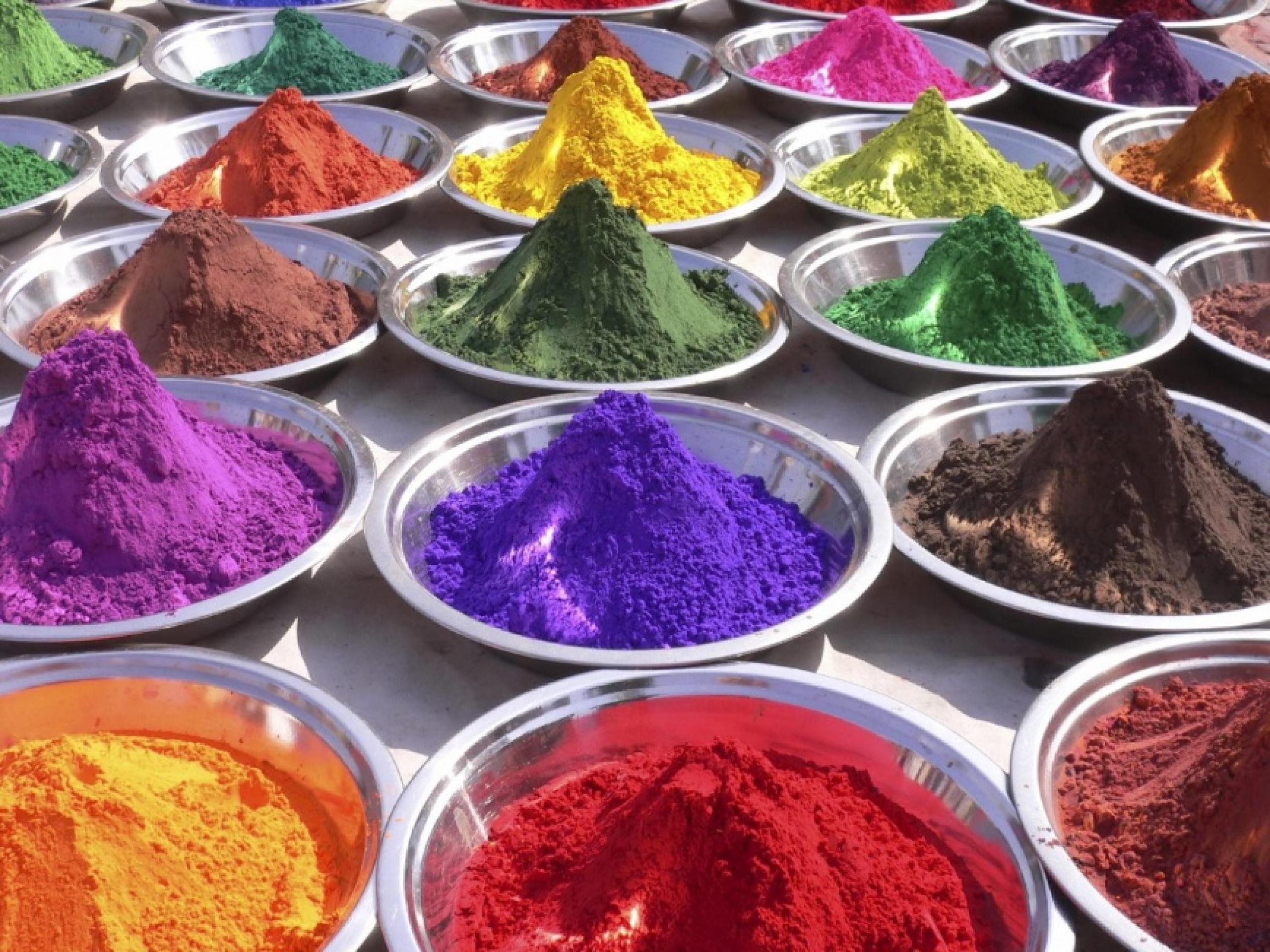 Как выбрать пищевые красители