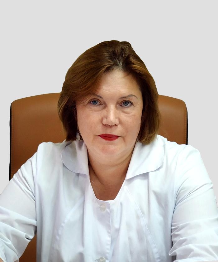 Павлюченко Марина Анатольевна - врач