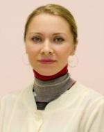 Быкова Полюша Владимировна